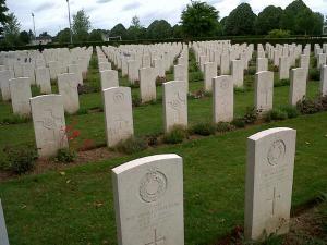 Bayeux War Cemetery