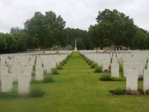 Hooge, near Ypres.