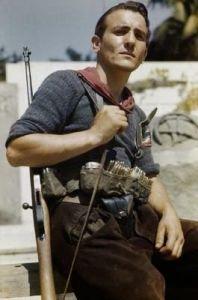 Italian partisan